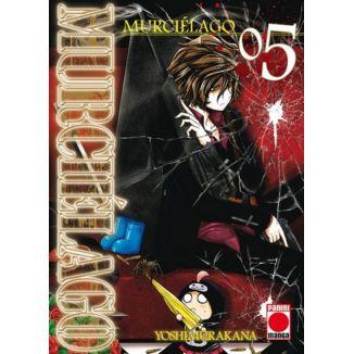 Murcielago #05 Manga Oficial Panini Manga