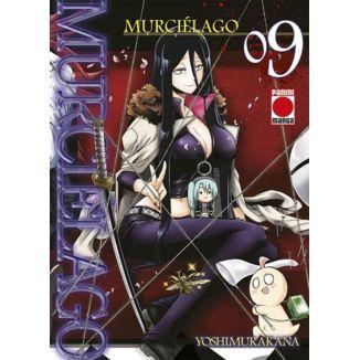 Murcielago #09 Manga Oficial Panini Manga