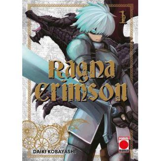 Ragna Crimson #01 Manga Oficial Panini Manga