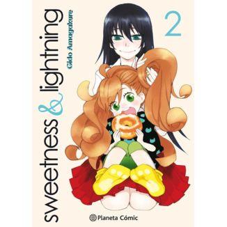 Sweetness & Lightning #02 Manga Oficial Planeta Comic (spanish)