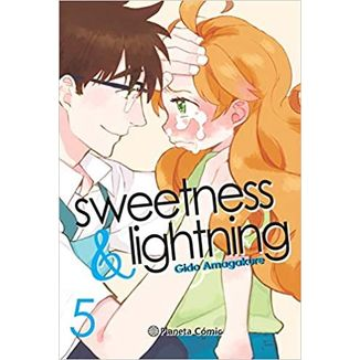 Sweetness & Lightning #05 Manga Oficial Planeta Comic (spanish)