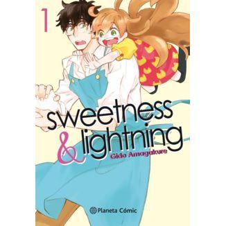 Sweetness & Lightning #01 Manga Oficial Planeta Comic