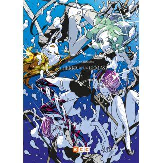 La Tierra De Las Gemas #02 Manga Oficial ECC Ediciones (spanish)