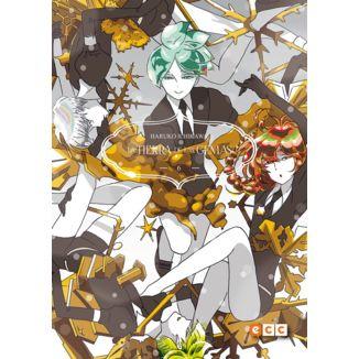 La Tierra De Las Gemas #06 Manga Oficial ECC Ediciones (spanish)