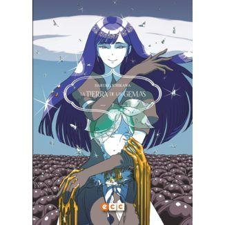 La Tierra De Las Gemas #07 Manga Oficial ECC Ediciones