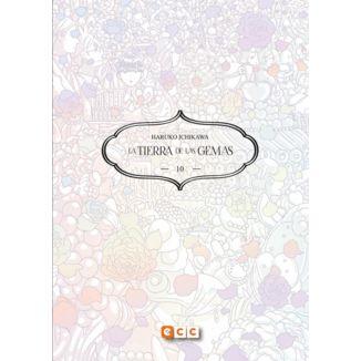 La Tierra De Las Gemas #10 Manga Oficial ECC Ediciones (spanish)