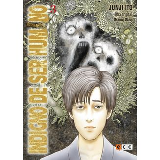 Indigno De Ser Humano #03 Manga Oficial ECC Ediciones