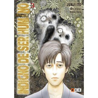 Indigno De Ser Humano #03 Manga Oficial ECC Ediciones (spanish)