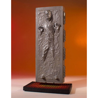 Estatua Han Solo in Carbonite Star Wars Collectors Gallery