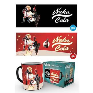 Nuka Cola Heat Changing Mug Fallout
