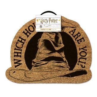 Doormat Sorting Hat Harry Potter