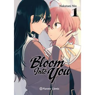 Bloom Into You #01 Manga Oficial Planeta Comic (spanish)