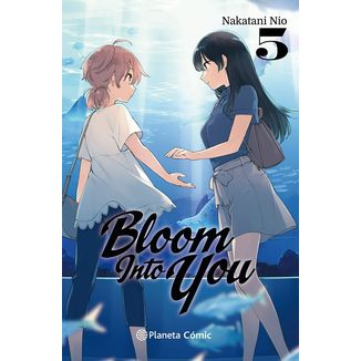 Bloom Into You #05 Manga Oficial Planeta Comic (spanish)