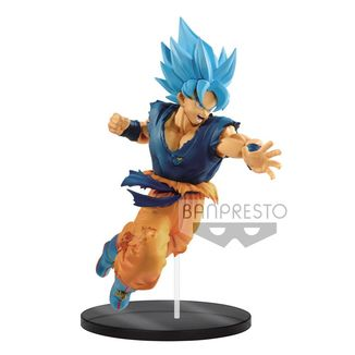 Son Goku Figure SSGSS Dragon Ball Super Movie Ultimate Soldiers