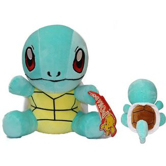 Peluche Squirtle Pokemon 30cms