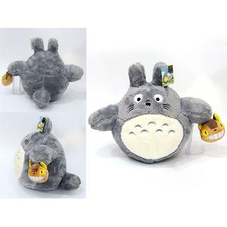 Peluche Totoro con Gatobus Mi Vecino Totoro 32cms
