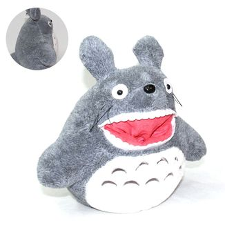 Totoro Open Mouth Plush Doll My Neighbor Totoro 25cms