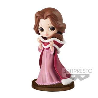 Figura Bella Winter Costume Disney Q Posket Petit Girls Festival