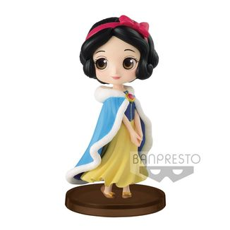 Figura Blancanieves Winter Costume Disney Q Posket Petit Girls Festival