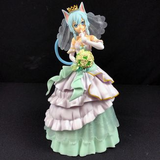 Figura Sinon Wedding EXQ Sword Art Online Code Register
