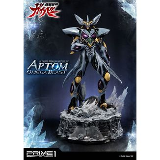 Estatua Aptom Omega Blast Guyver The Bioboosted Armor