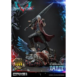 Dante Deluxe Statue Devil May Cry 5