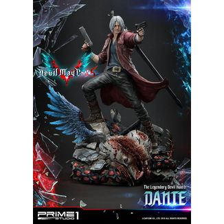 Estatua Dante Devil May Cry 5