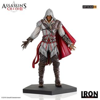 Estatua Ezio Auditore Assassins Creed II Art Scale