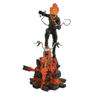 Estatua Ghost Rider Marvel Milestones