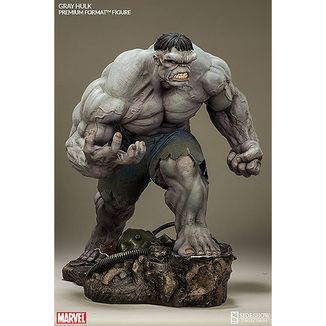 Estatua Gray Hulk Marvel Premium Format