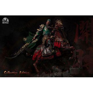 Guan Yu Elite Edition Statue Three Kingdoms Five Tiger Generals Series