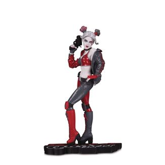 Estatua Harley Quinn by Joshua Middleton DC Comics Red, White & Black