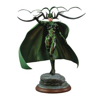 Estatua Hela Marvel Comic Premier Collection