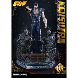 Estatua Kenshiro You Are Already Dead Deluxe Fist of the North Star
