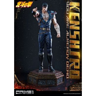 Estatua Kenshiro You Are Already Dead Fist of the North Star