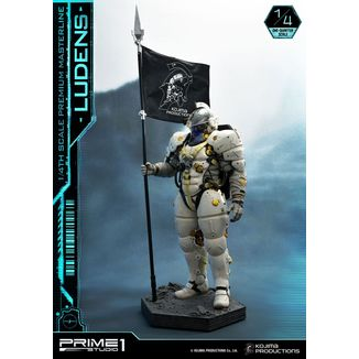 Estatua Ludens Kojima Productions Scale Premium Masterline