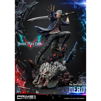Estatua Nero Devil May Cry 5