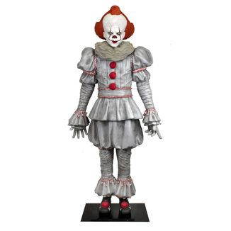 Pennywise Statue It Chapter 2 Real Scale