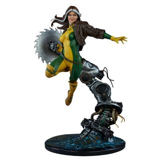 Rogue Marvel Maquette