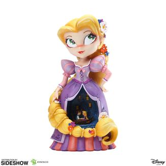 Estatua Rapunzel Enredados The World of Miss Mindy Presents Disney