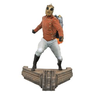 Rocketeer Statue Premier Collection
