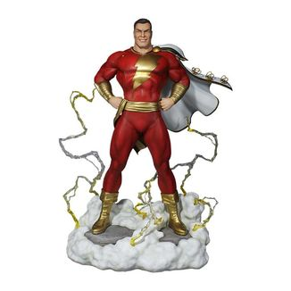 Shazam Statue DC comics Super Powers Collection