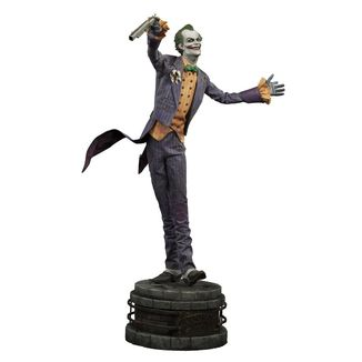 Estatua The Joker Batman Arkham Asylum Premium Format
