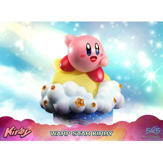 Estatua Warp Star Kirby