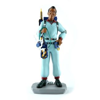 Winston Zeddemore Statue The Real Ghostbusters