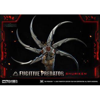 Estatua Fugitive Predator Shuriken Predator 2018