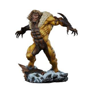 Sabretooth Statue Marvel Comics Premium Format