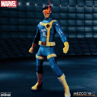 Cyclops Figure with light Marvel Universe