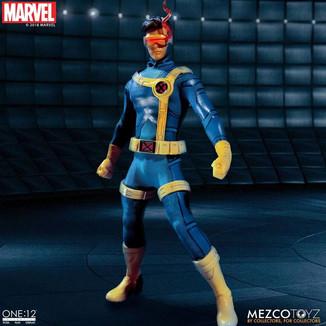 Figura Ciclope Marvel Universe con luz