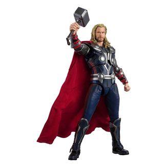 Thor Avengers Assemble Edition SH Figuarts Vengadores Marvel Comics